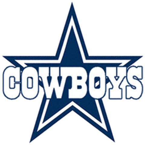 dallas cowboys logo emblem #1077