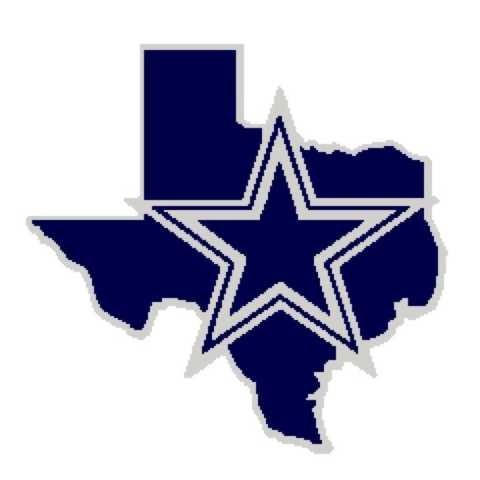 dallas cowboys logo png #1084