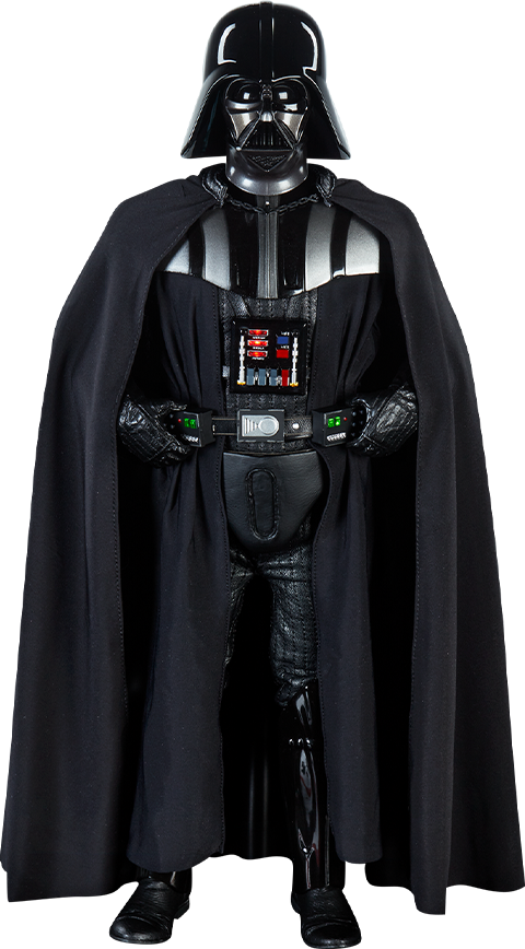 star wars darth vader sixth scale figure sideshow #18491