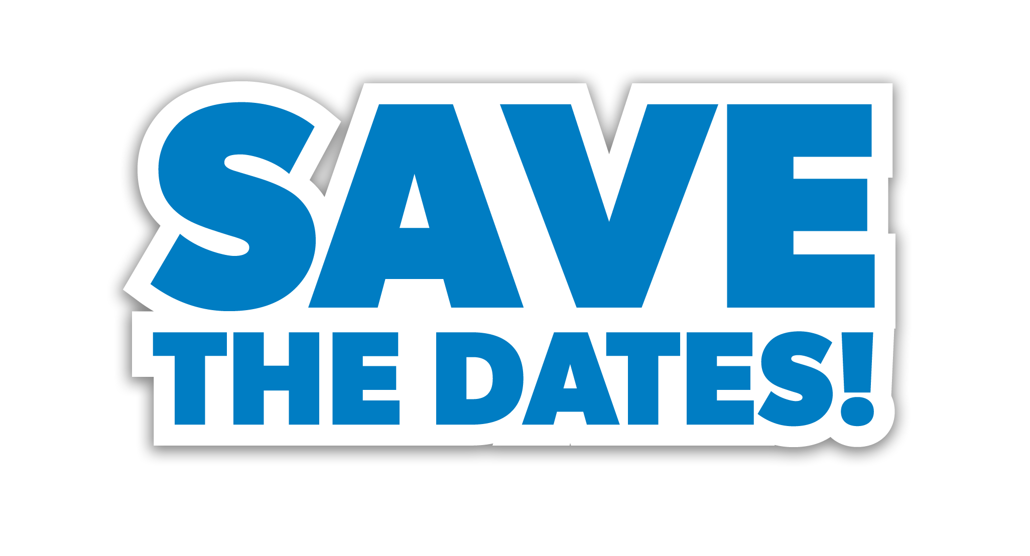 dates, vacation bible school save the date lutheran church hope #30021
