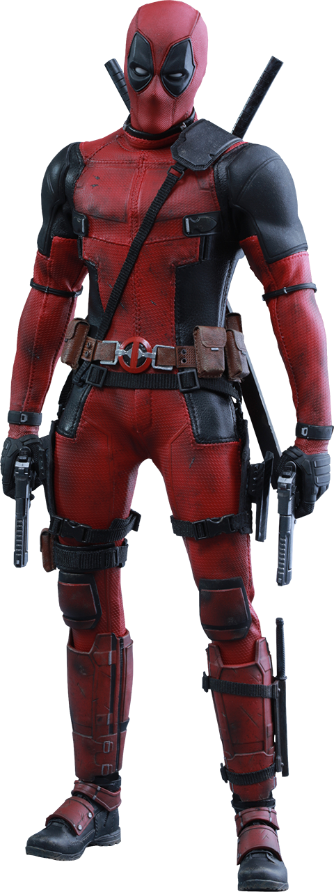 download deadpool full body png png image pngimg #14388