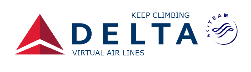 delta virtual air lines png logo 4208