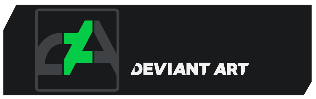 alternate new deviantart logo png #4864