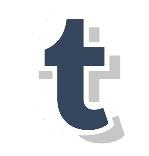 new tumblr icon logo png #4869