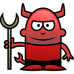 devil icon character iconset martin berube #35276