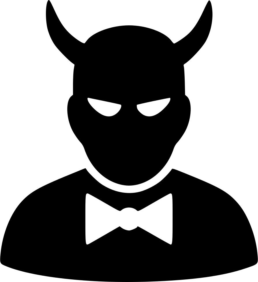 devil svg png icon download #35259