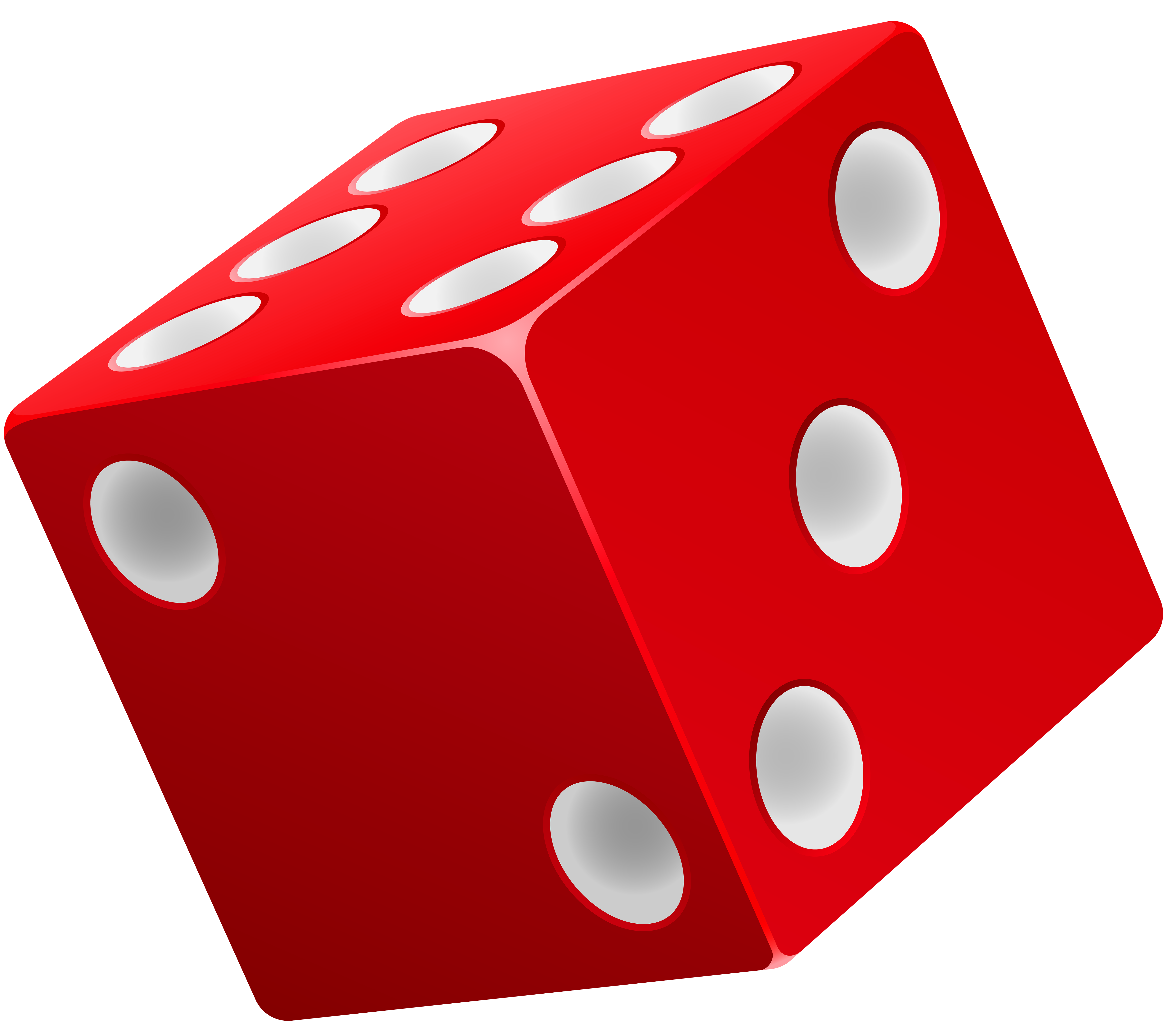 red dice clipart clipart images gallery for download myreal clip art #30549
