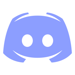discord icon flat style available svg png eps #32876