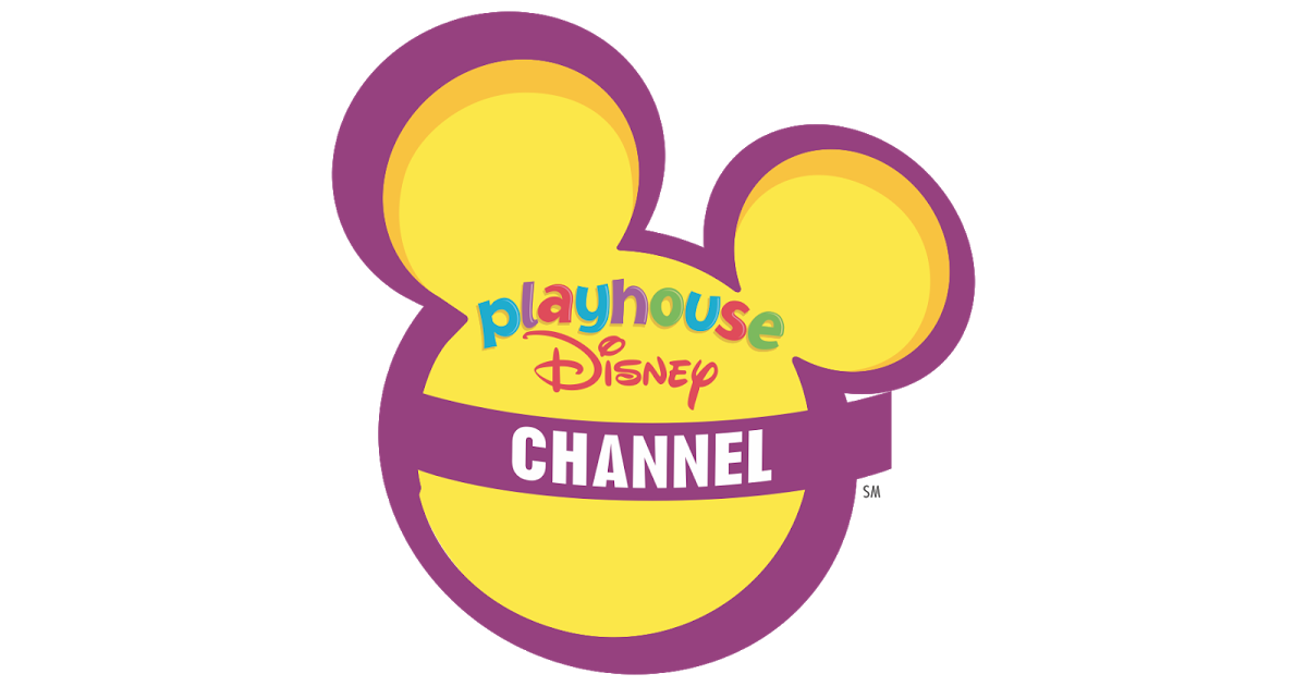 playhouse disney channel png logo #4391