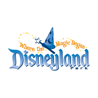 cartoon disneyland png logo #4724