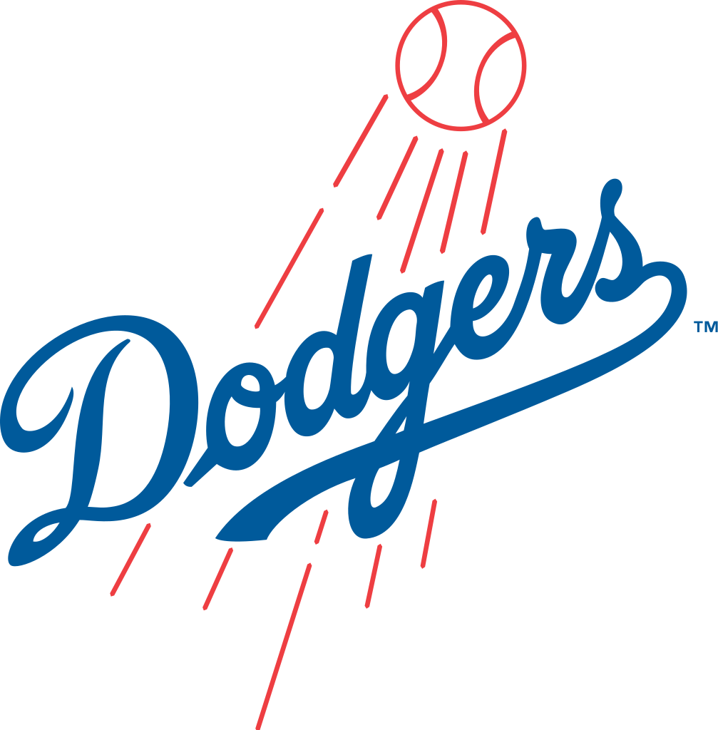 datei los angeles dodgers logo svg wikipedia #33625