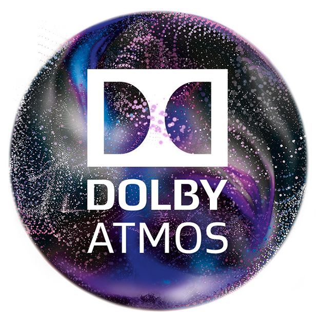 dolby atmos in the cinema png logo #5541
