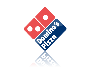 dominos.uk, dominos pizza png logo #4172