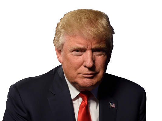 donald trump transparent image icons and png #18754