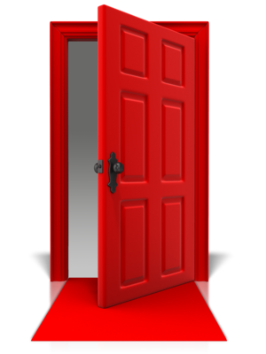 leave the door open maxims boost business impact #15837