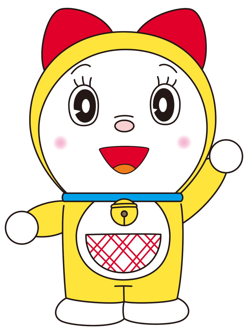 cartoon characters girl doraemon png dorami images #40658