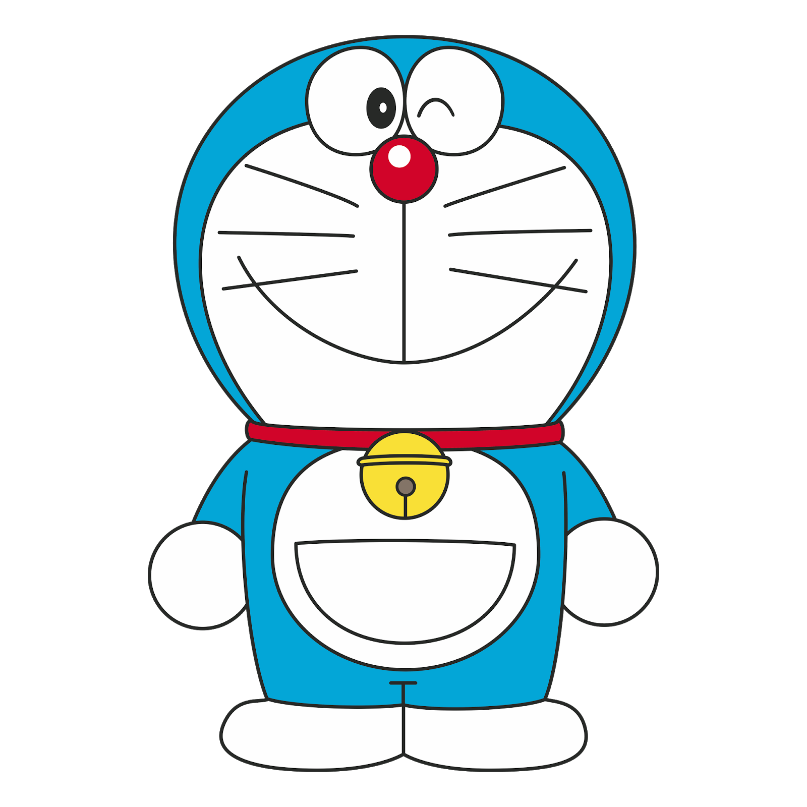 kumpulan vector doraemon photo #40674