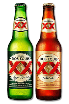 mexican beer dos equis png logo #6587