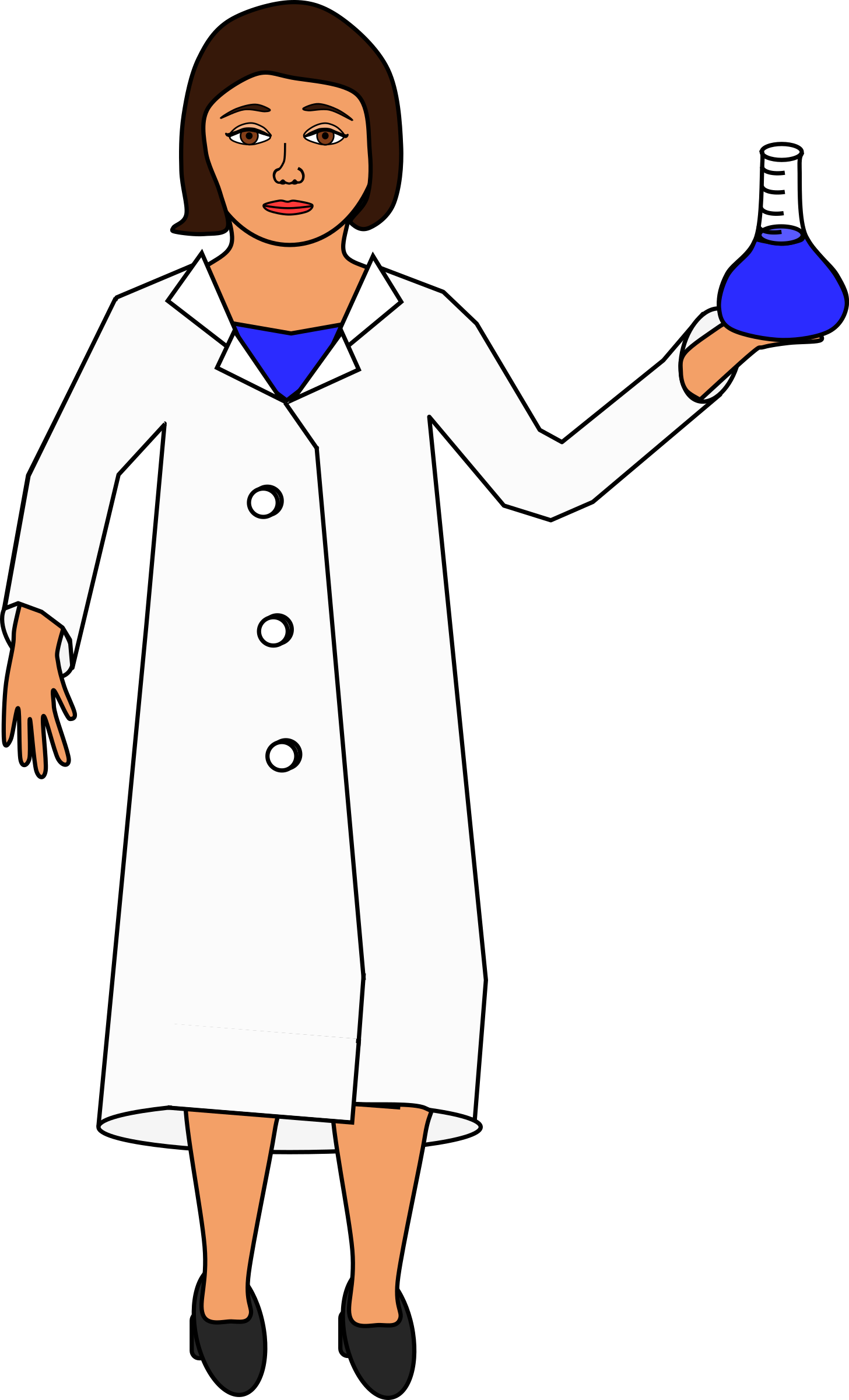 download scientist high quality png transparent png #31762