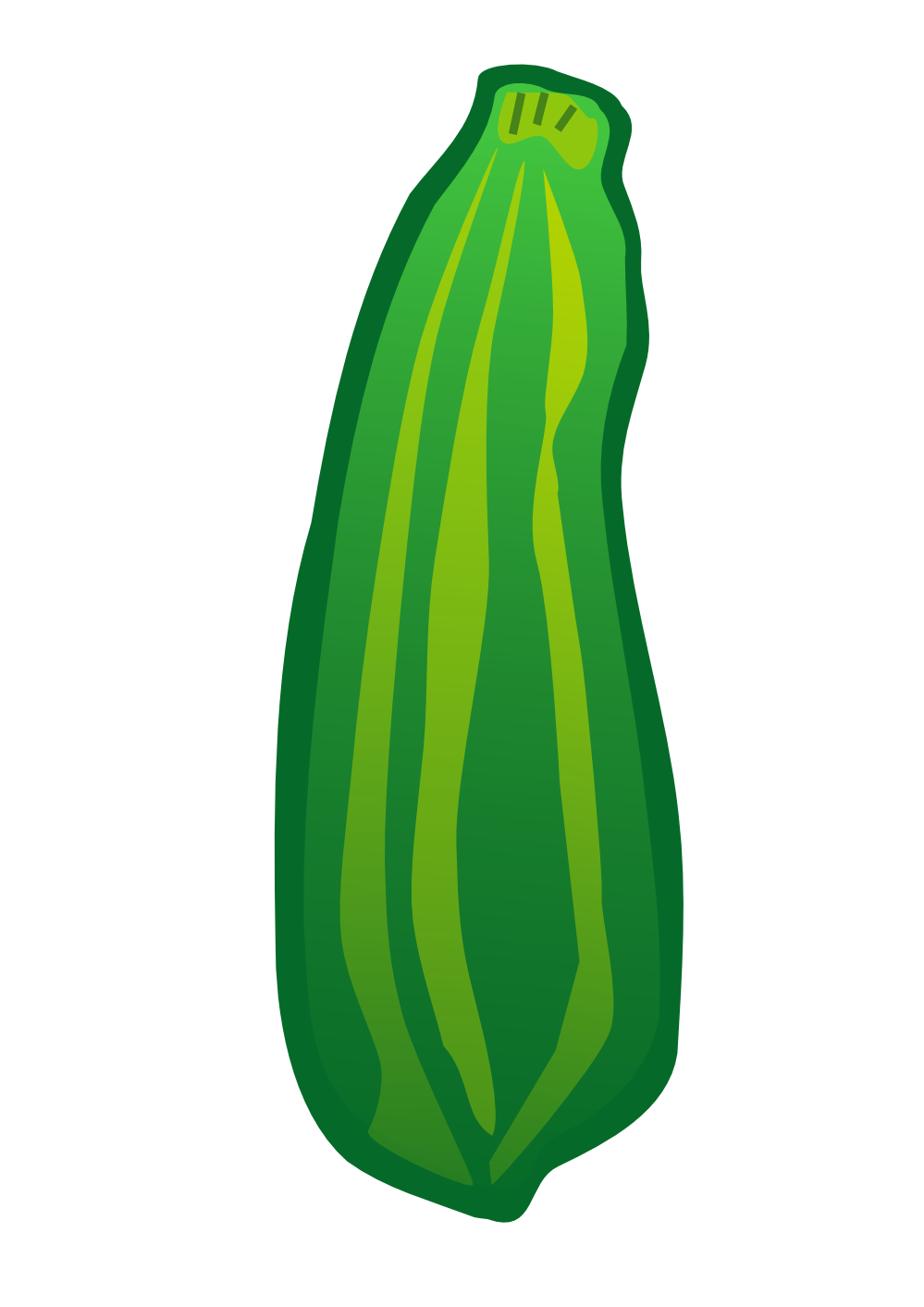 download clipart, cartoon cucumber clipart cucumber vegetable clip art #31788