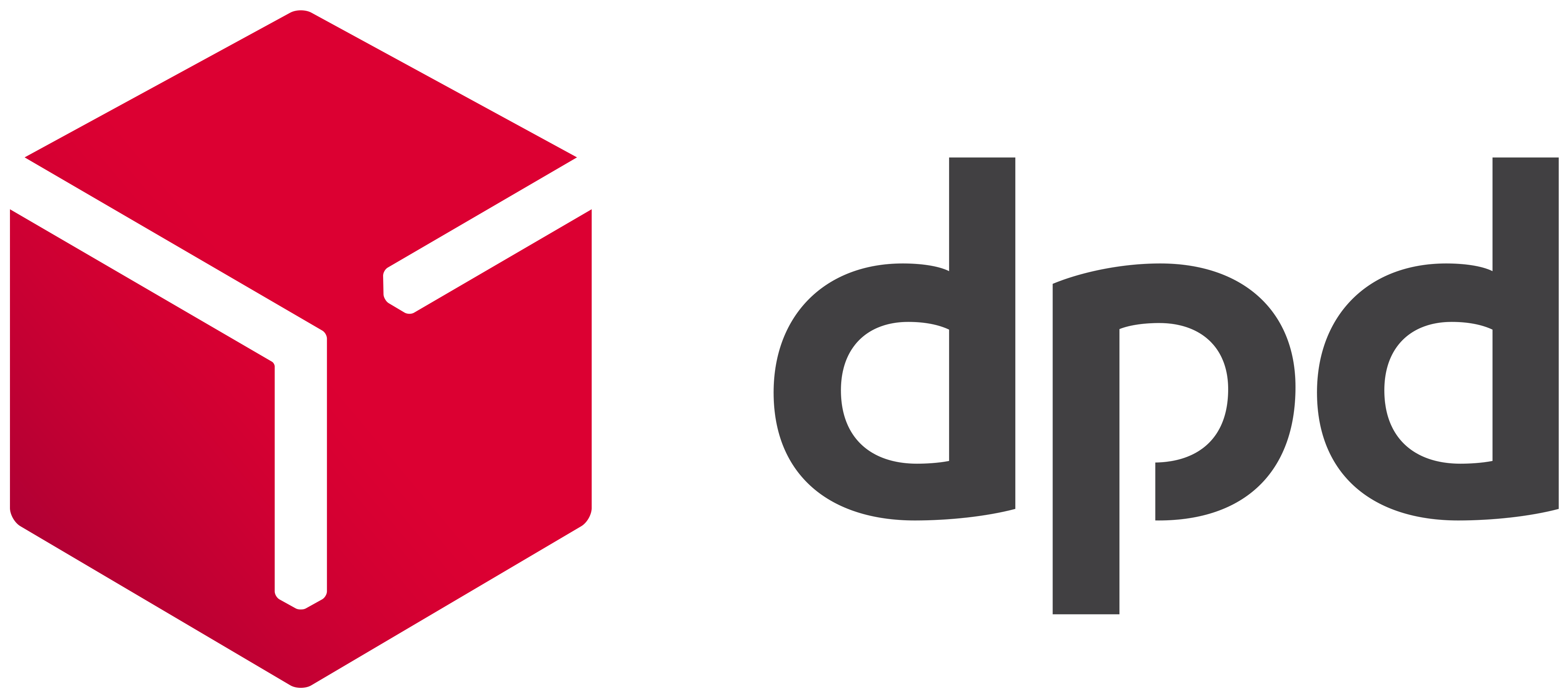 dpd red logo png #1145