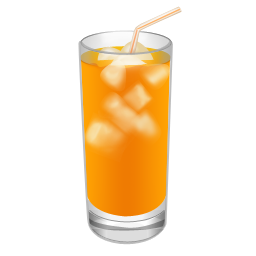 cocktail screwdriver orange icon drinks iconset miniartx #15716