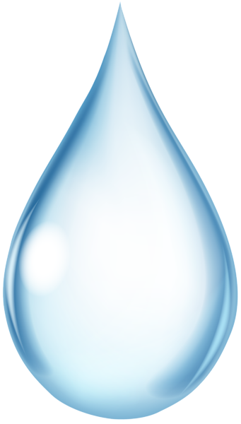 pin ilana clipart water drops water drop #37731
