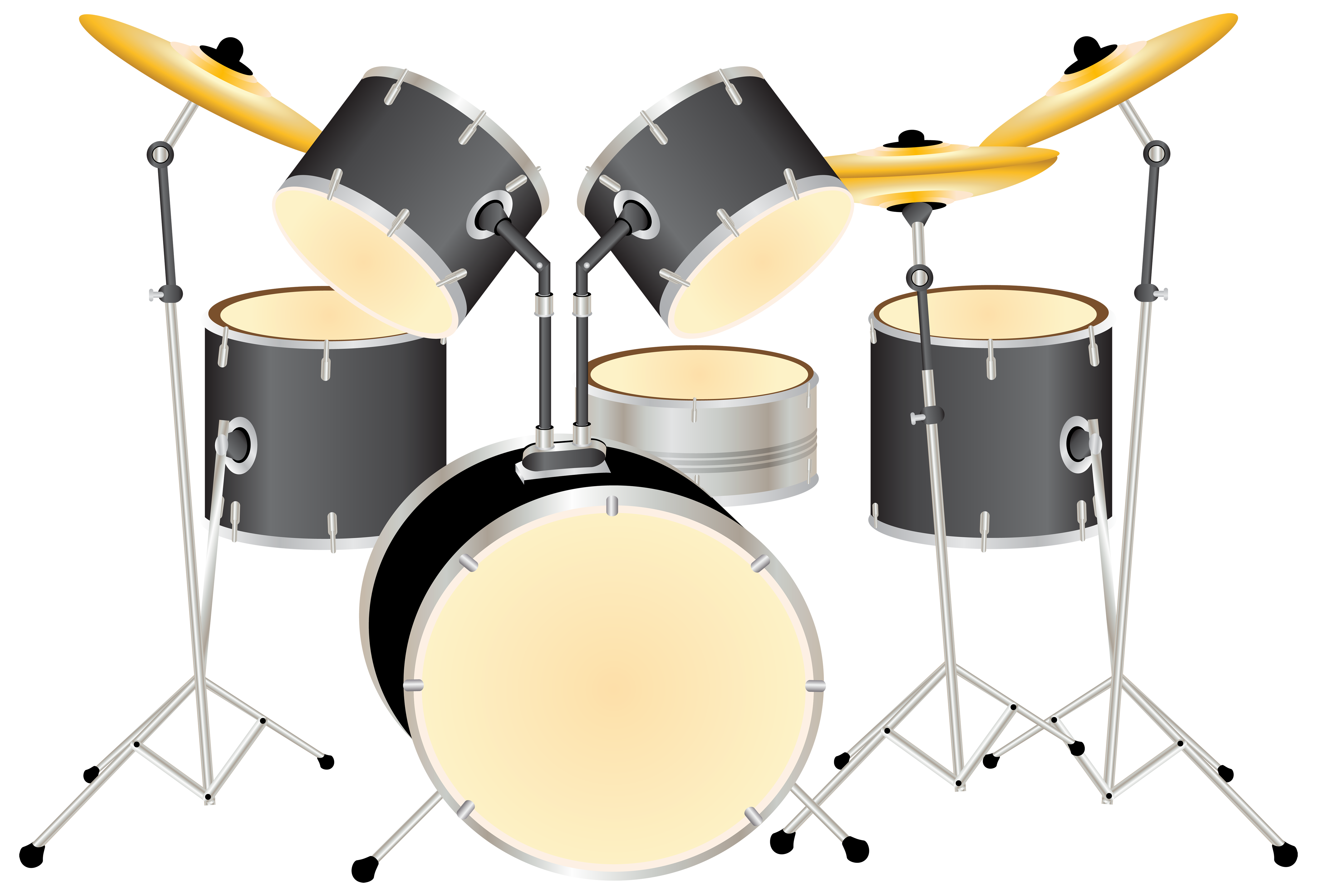 drum kit clipart png and cliparts for download clipart collection #30113