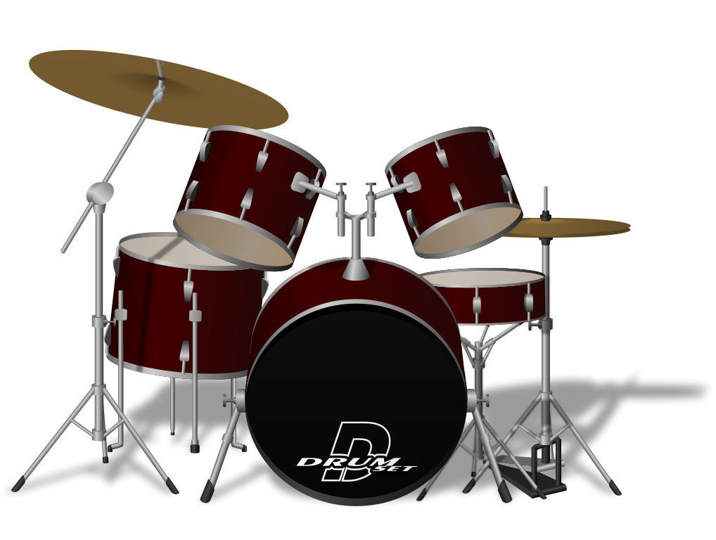 file drum set numbers svg wikimedia commons #30143