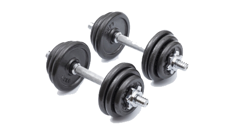 dumbbell dumbbells png transparent images #35177