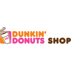 dunkin donuts coupon, promo codes png logo #3118