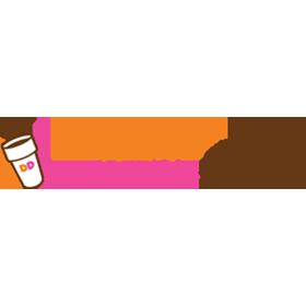 dunkin donuts coupon, promo codes png logo #3118