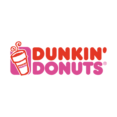 dunkin donuts vector png logo #3111
