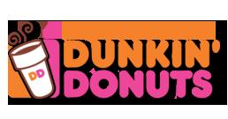 history dunkin donuts png logo #3113