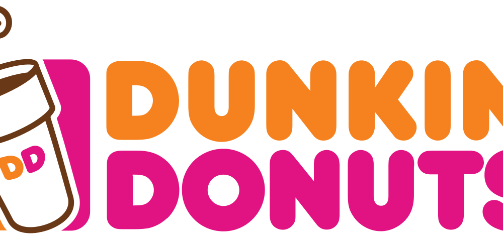 old dunkin donuts png logo #3112