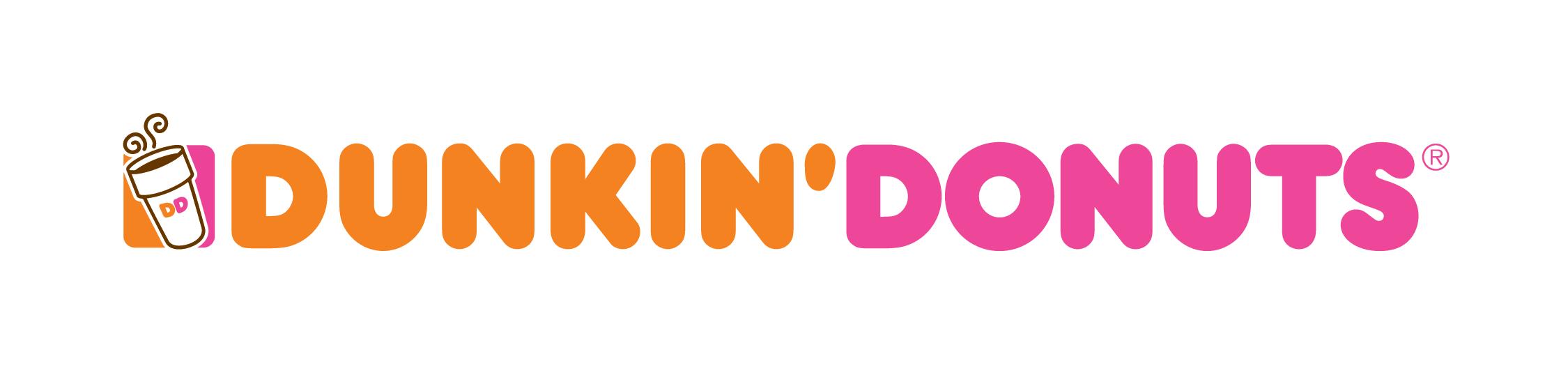 world dunkin donuts png logo #3123