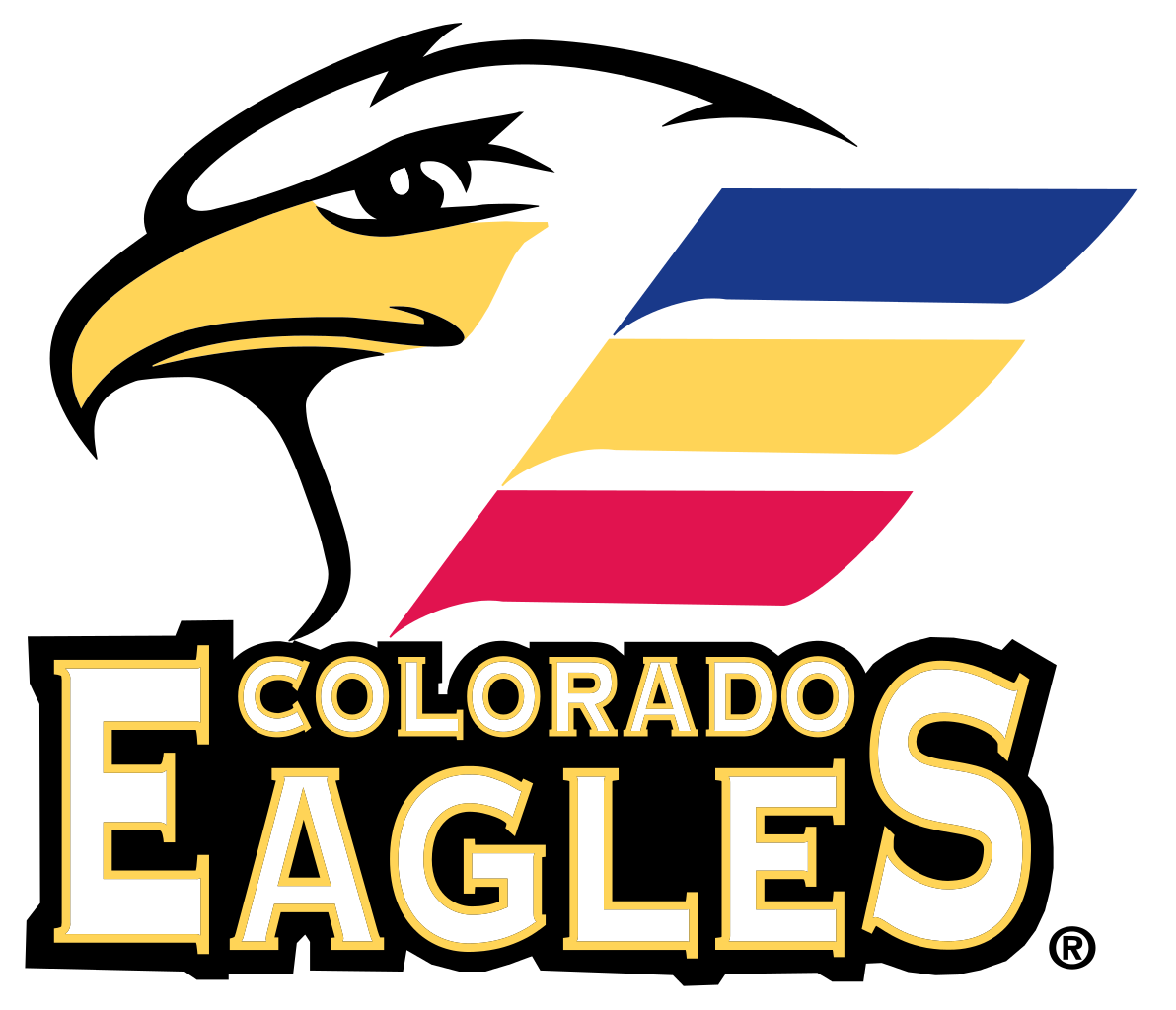 colorado eagles logo png