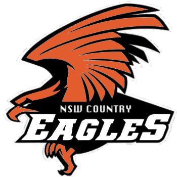 new south wales country eagles png logo #4041