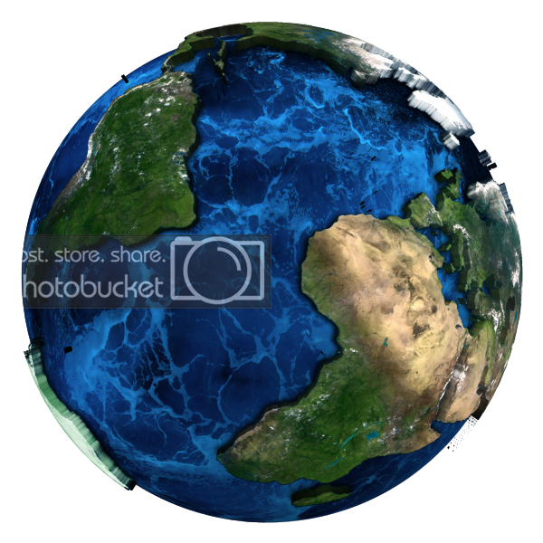 earth png extrusion from sphere creations paint forum #11699