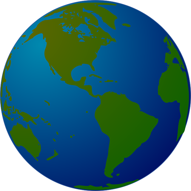 earth world globe vector graphic pixabay 11755