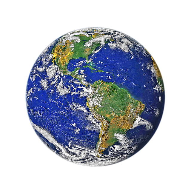 planet earth cosmos continents image pixabay #11687