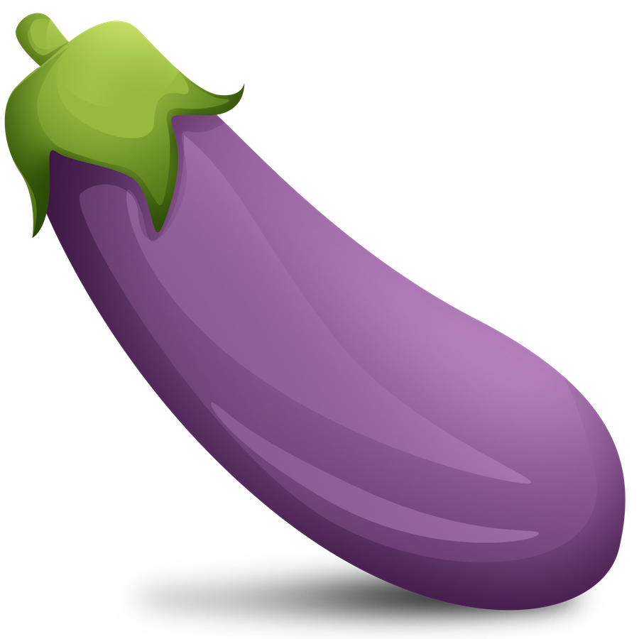 pack slim eggplant emoji build head #29776