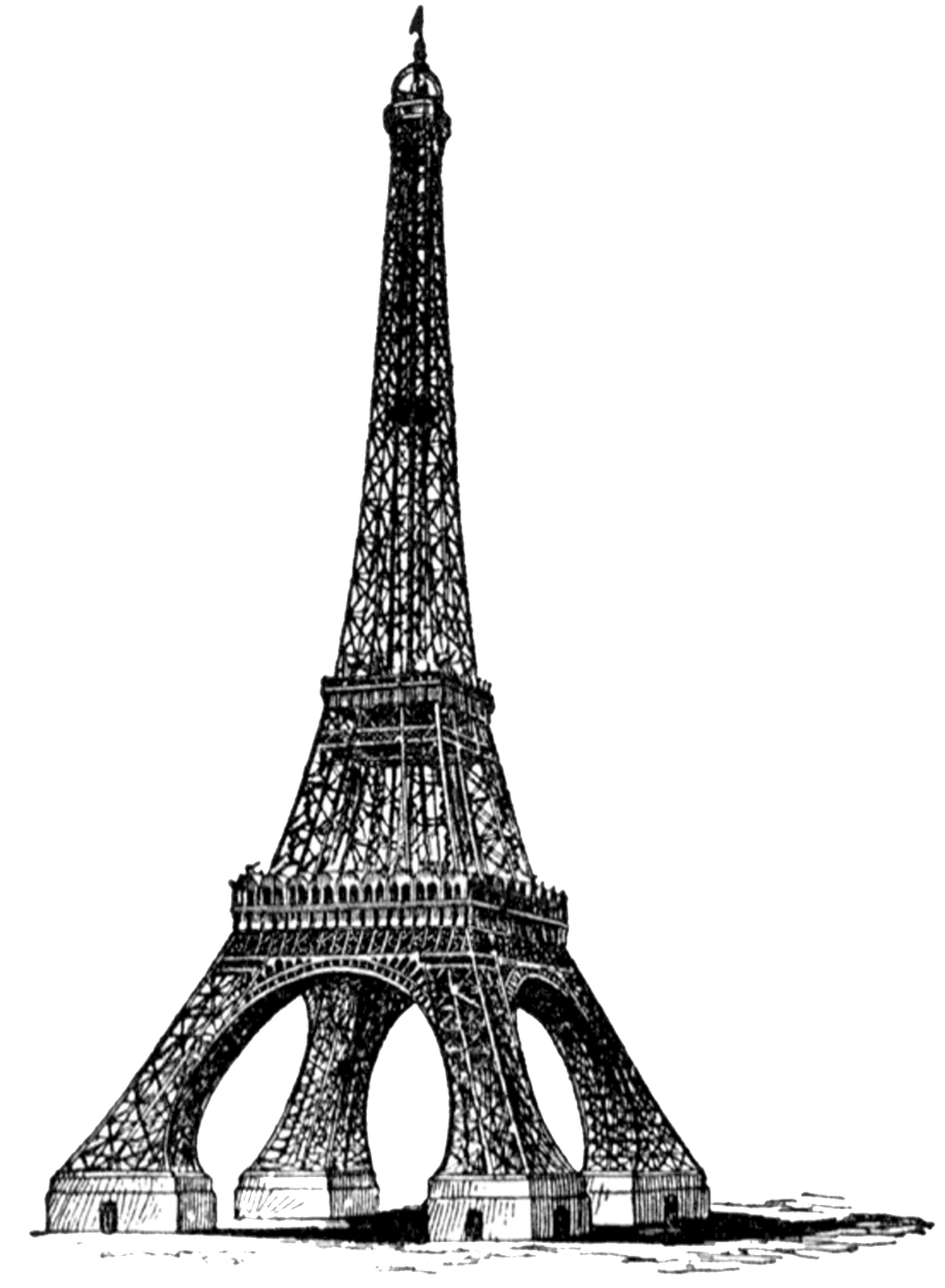 download eiffel tower download png png image #18031