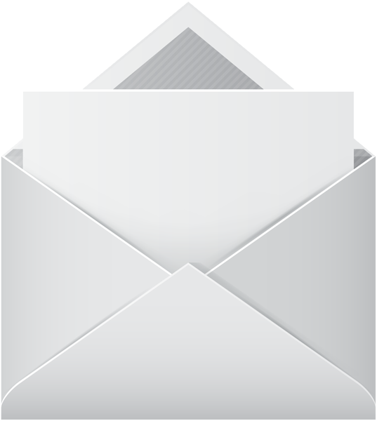 empty envelope transparent png clip art gallery #22251