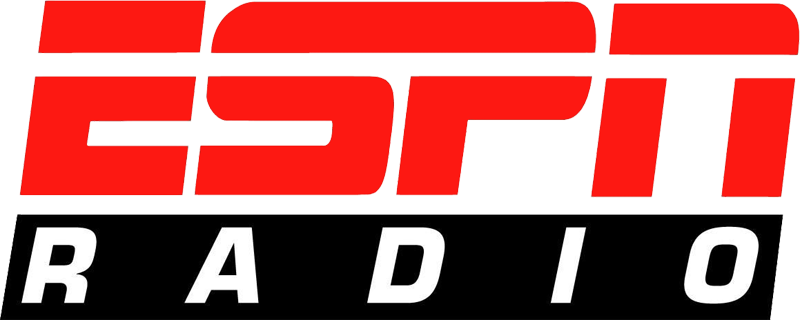 espn radio and tv talk png logo #4150