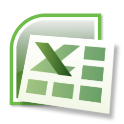 microsoft excel 2007 logo png #5955