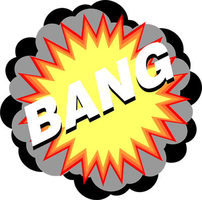 bang png explosion clipart images #14286