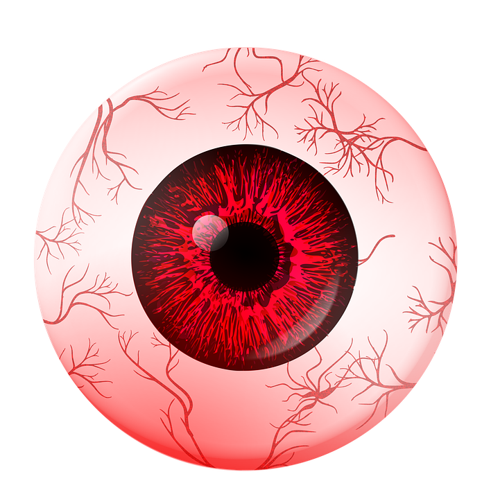 eye red look image pixabay #10741