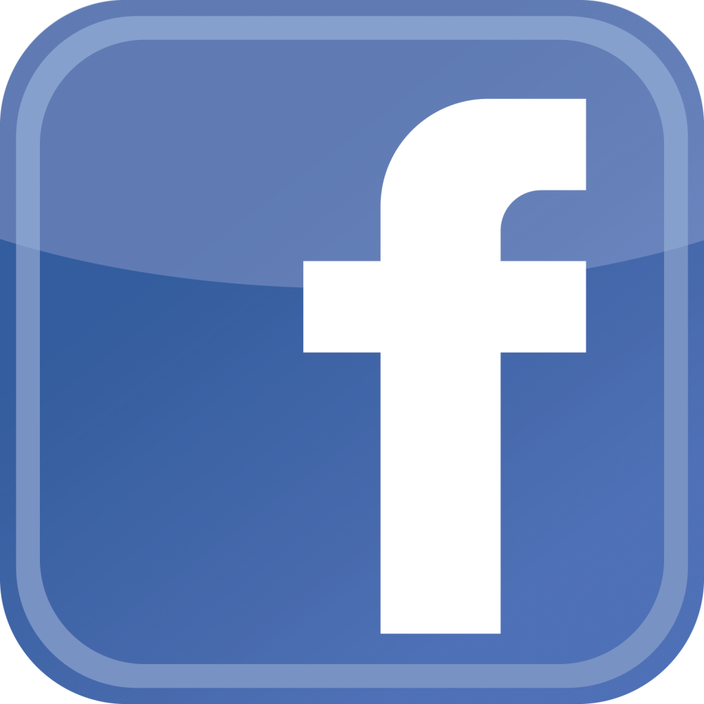 transparent facebook logo icon #6943