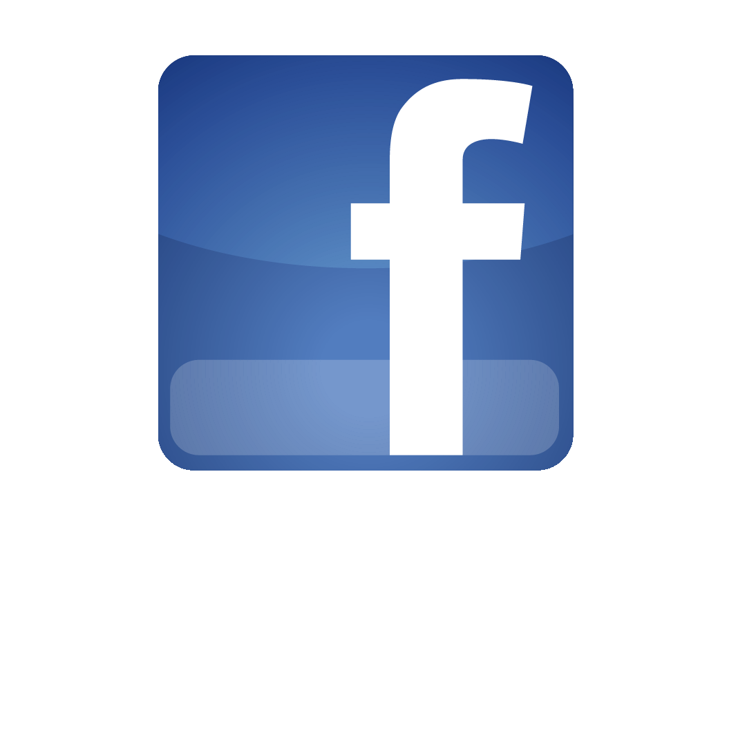 facebook icon symbols images square blue design #32211
